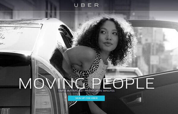 uber moving people ad